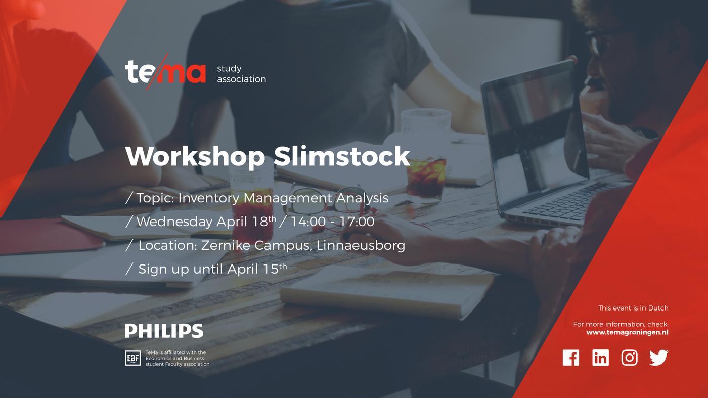 Workshop Slimstock