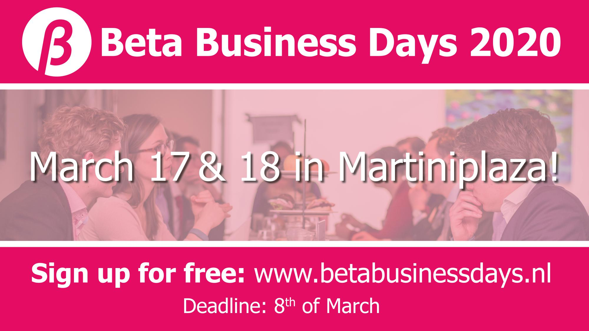 Beta Business Days