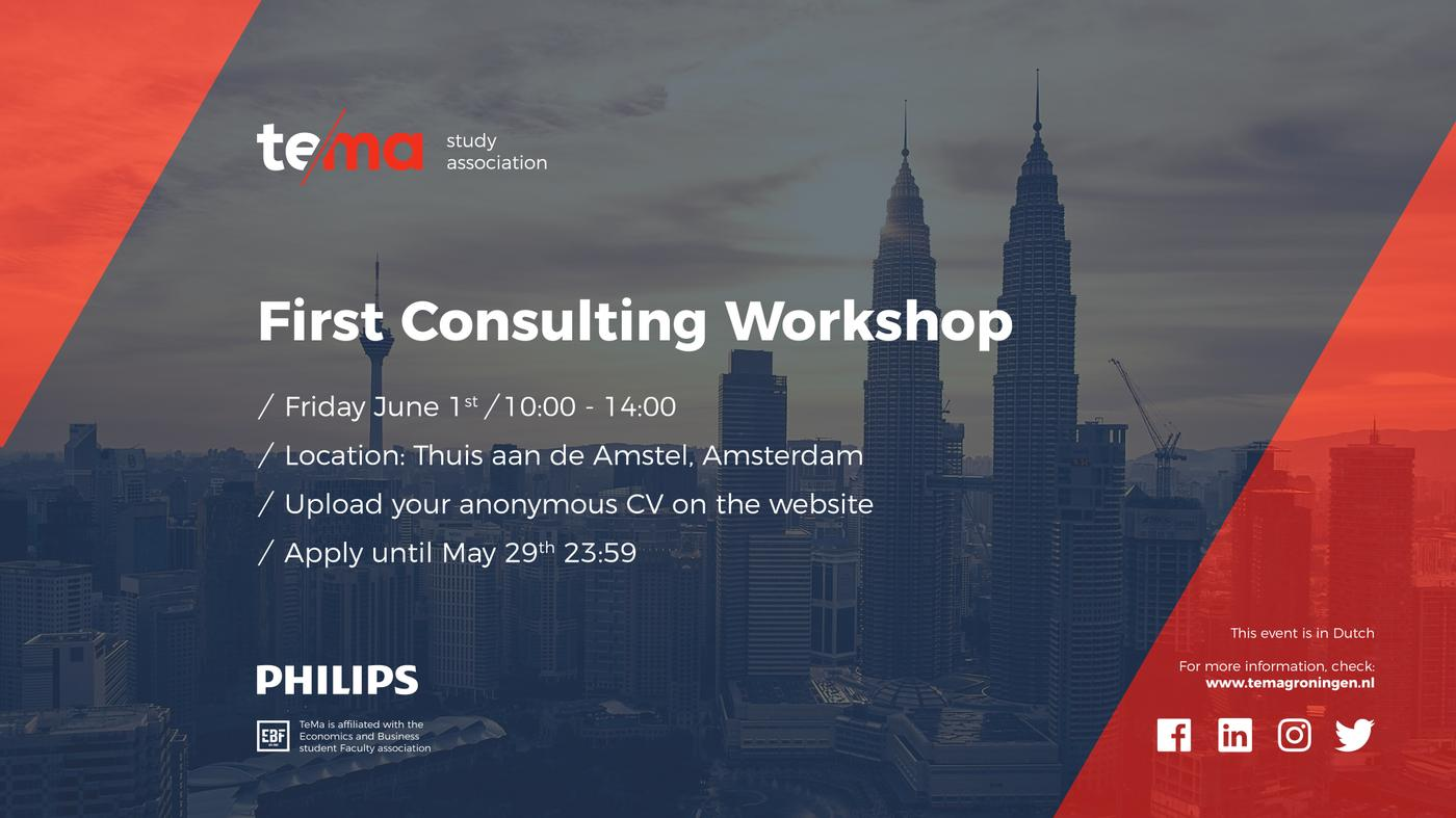 Workshop First Consulting