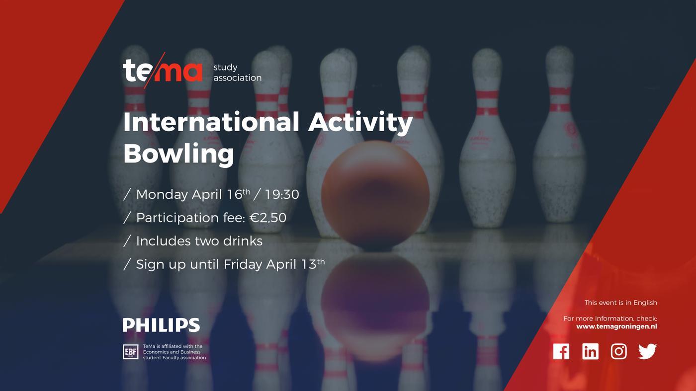 International activity - Bowling