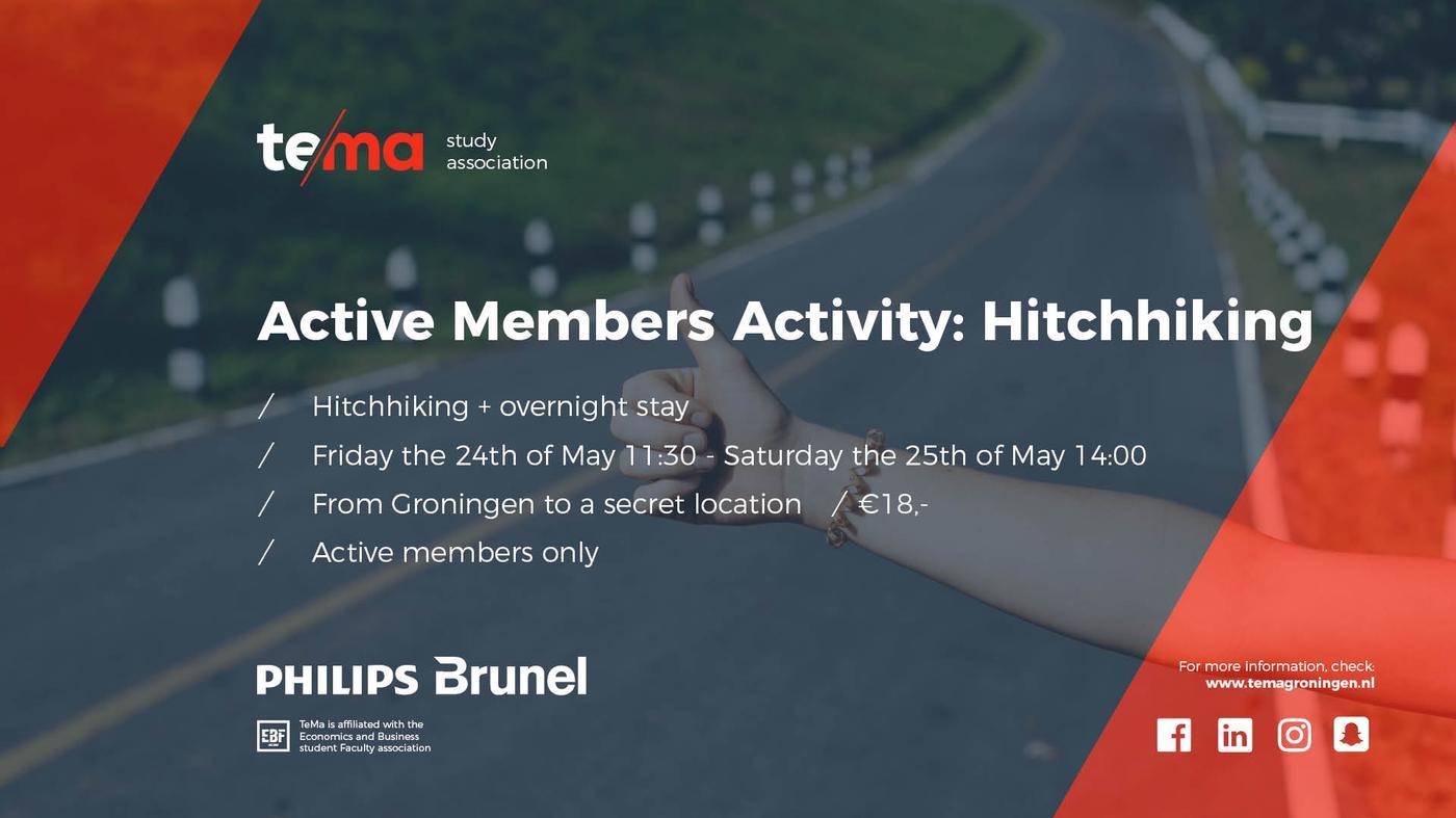Lustrum: Actieve Leden Activiteit
