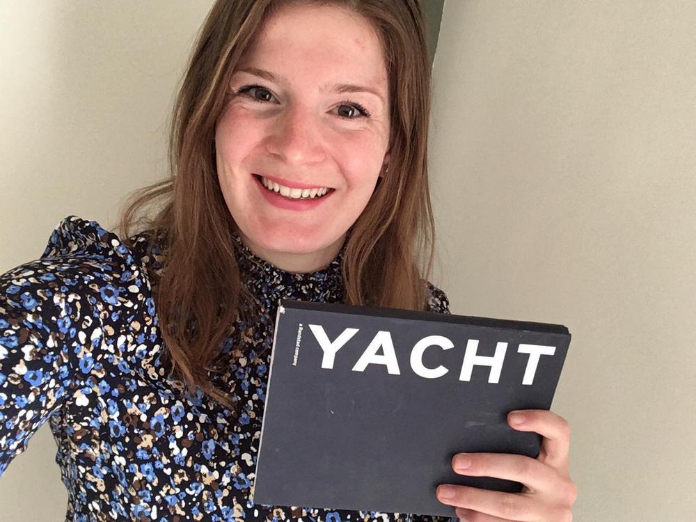 Alumni Blog: Eline de Groot (YACHT)